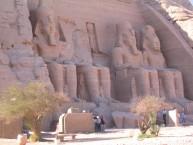 Abu Simbel Fasade 2