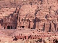 Petra bei der Wanderung 2