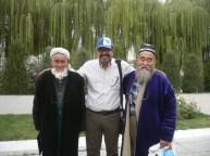 Usbekistan Reise 1